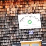 Die Memminger Hütte