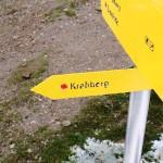 Richtung Krahberg