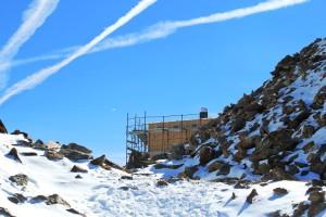 E5 Höhenmeter: Der höchste Punkt