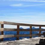 Aussicht von der Similaun-Hütte