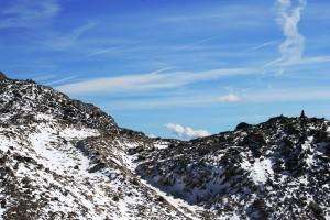 E5 Wetter: Blauer Himmel